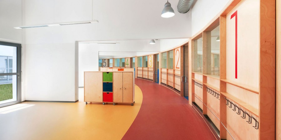Scuola primaria g parini studio gerosa for Scuola arredatore d interni