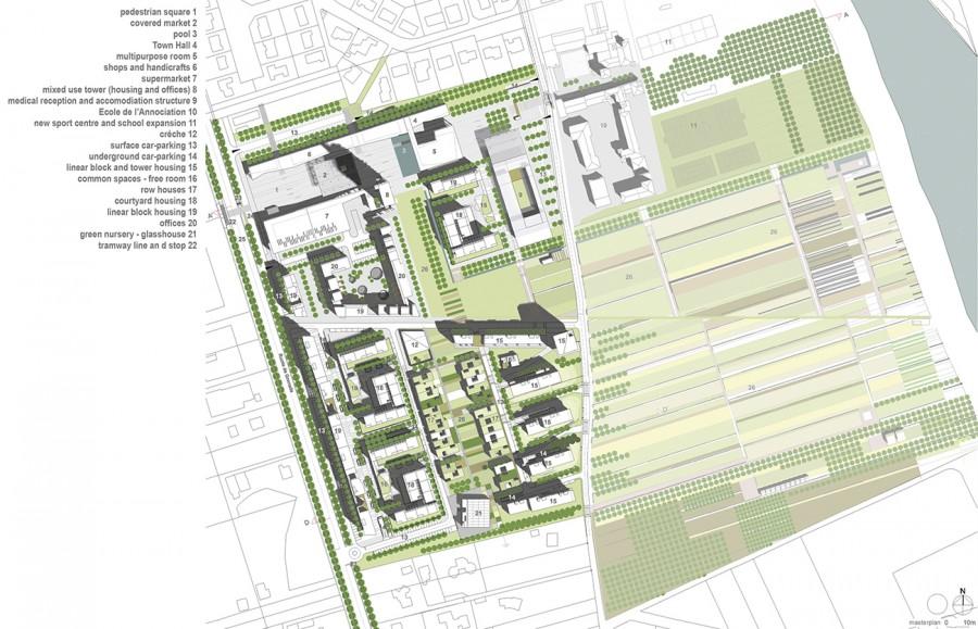 Masterplan laubis studio gerosa for Master architettura